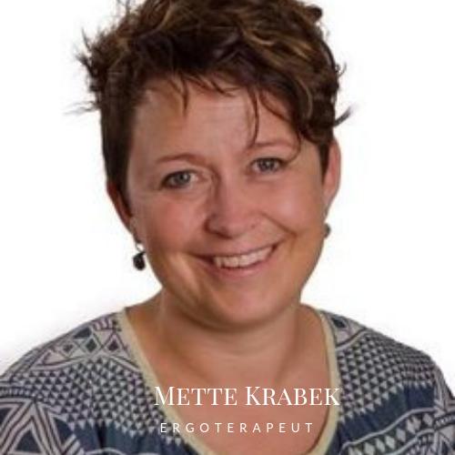 Ergo-og kropsterapeut Mette Krabek