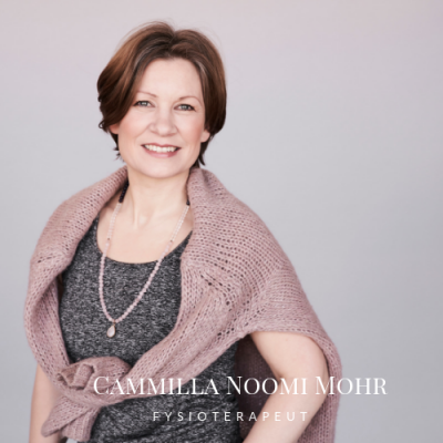 Fysioterapeut Cammilla Mohr